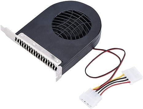 Ventilador de refrigeración, Mini sistema PCI Soplador de ranura ...