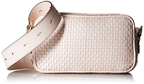 Haan Blush Cole Woven Bag Peach Zoe Collection Camera p8d81