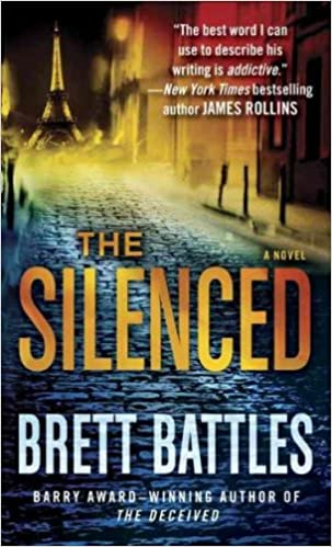 Book The Silenced: Signed