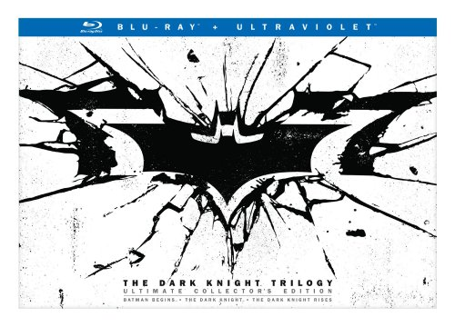 The Dark Knight Trilogy: Ultimate Collector's Edition (Batman Begins / The Dark Knight / The Dark Knight Rises) (Dark Knight Collection)