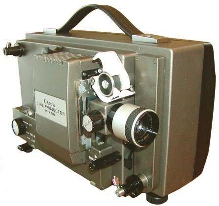 super 8mm film projector - 2