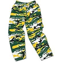 Men's NCAA Camo Print Team Logo Casual Active Pants