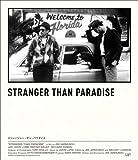 ストレンジャー・ザン・パラダイス [Blu-ray]