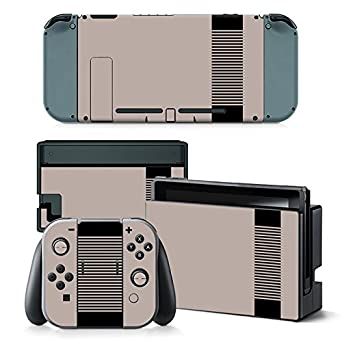Nintendo Switch Skin Design Foils Aufkleber Schutzfolie Set