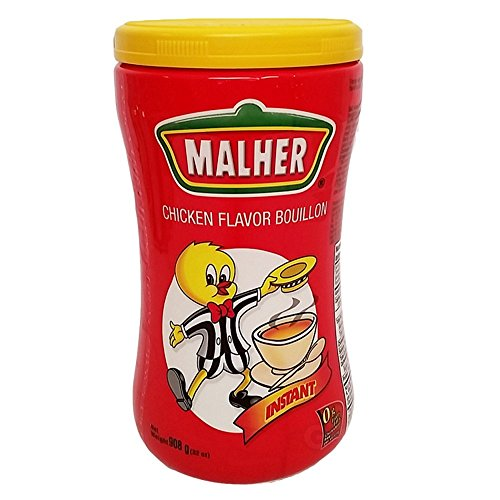 malher chicken bouillon - 1
