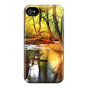 Awesome Design Creek In The Forest Hard Cases Covers For Iphone 6