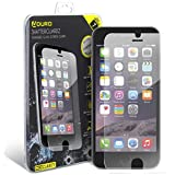 iPhone 7 Tempered Glass Screen Protector - Aduro Shatterguardz Anti-Scratch, Anti-Fingerprint Coating, Ultra-Sensitive Touch Tech for Apple iPhone 7