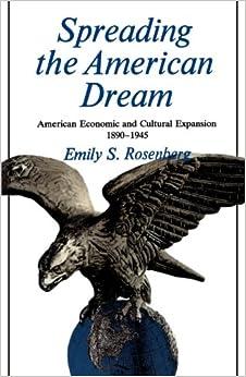 Book Spreading the American Dream (American Century)