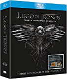 Juego De Tronos - Temporada 4 [Blu-ray]