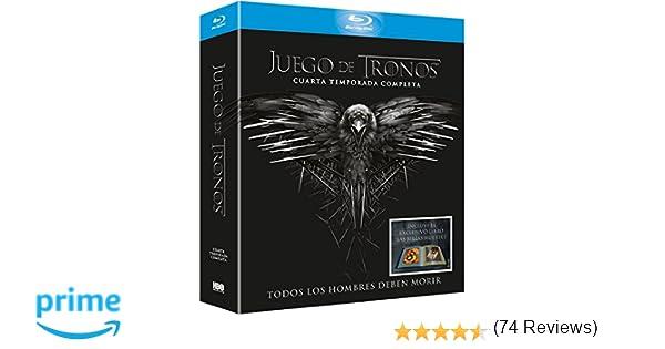 Juego De Tronos - Temporada 4 [Blu-ray]: Amazon.es: Peter Dinklage ...