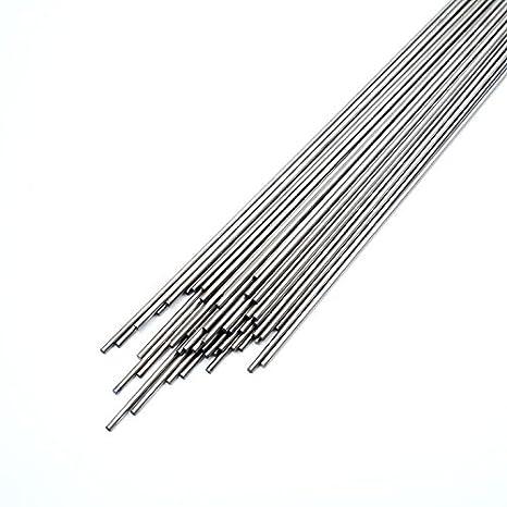 Amazon Com Dia 1 5mm Titanium 6al 4v Round Bar 0 06 Dia X 19 69