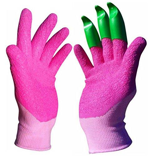 Badger Claw (Honey Badger Garden Gloves Right Claws 1 pair - Women's Small/Medium 7