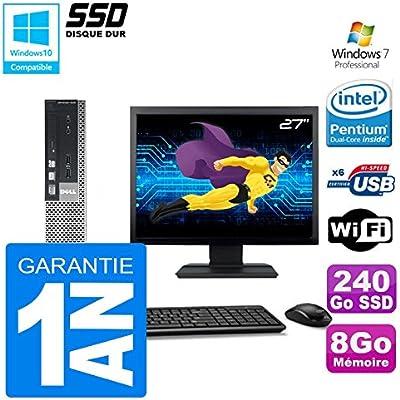 Dell Mini PC 7010 Ultra USFF G640 8 GB RAM Disco 240 GB SSD WiFi ...