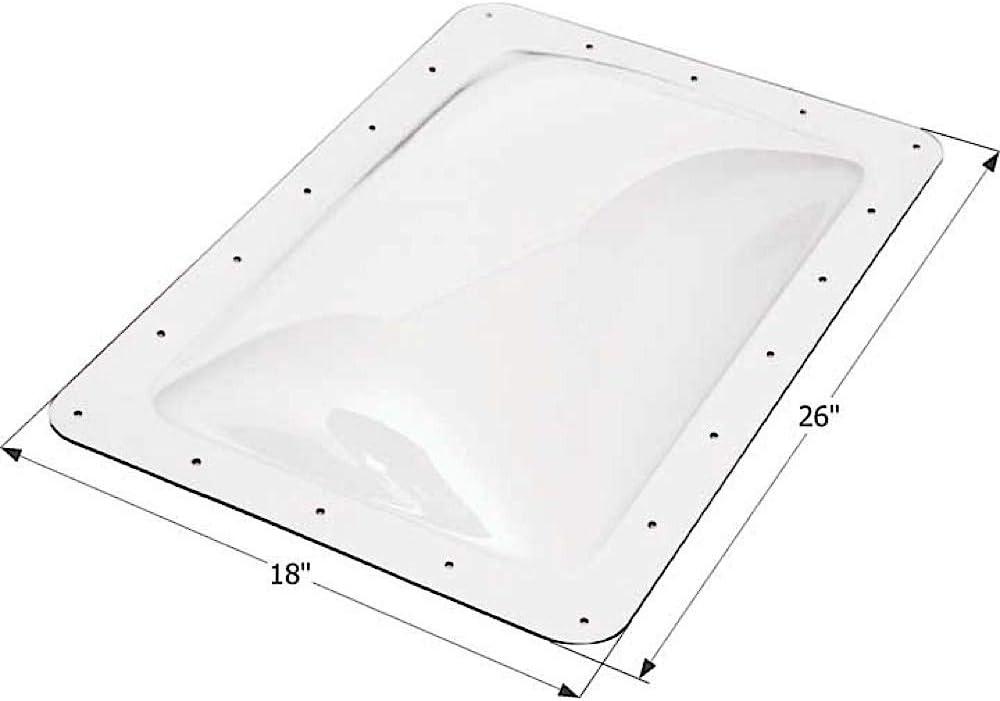 ICON RV Skylight - SL1422C - Clear