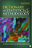 img - for Dictionary of Statistics & Methodology: A Nontechnical Guide for the Social Sciences book / textbook / text book