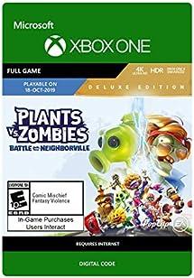 Amazon.com: Plants Vs. Zombies: Battle for Neighborville ...