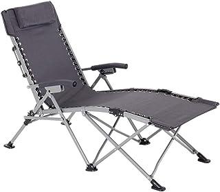 YY_C1 Chaises Longues, lit Simple, Sieste de Bureau, Fauteuil inclinable, lit de Camp, Renfort Silencieux, chaises Longues de Plage