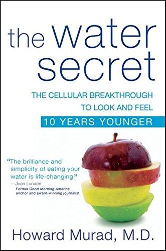 Water Secret Cellular Breakthrough Younger