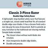 Merkur Long Handled Safety Razor