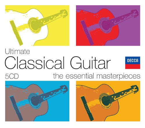 ultimate classical guitar - 1