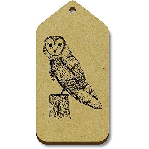 regalo Azeeda 10 bagaglio Tag 34mm 'Owl' X tg00005713 66mm YWKnYrx