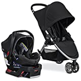 Britax 2016 B-Agile 3/B-Safe 35 Elite Travel System, Domino