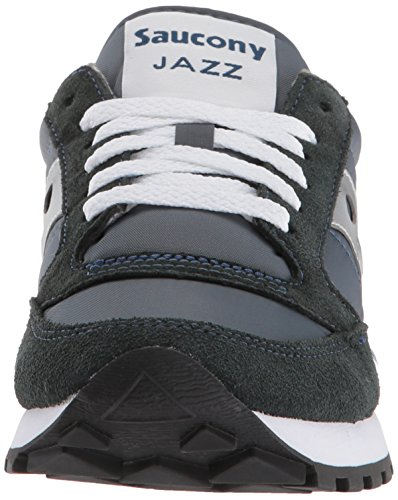 Originals Sneaker Women's Saucony Silver Navy Jazz Original qdOIqxa8Zw