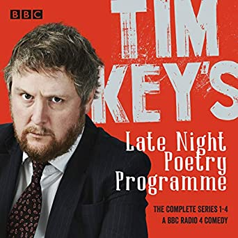 Tim Key's Late Night Poetry Programme: The Complete Series 1