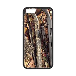 IPhone 6 Plus Cases Rifle, Iphone 6 Plus Case for Women - [Black] Okaycosama