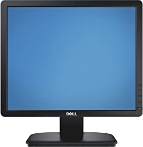 "Dell E1713S - LED monitor - 17"" - 1280 x 1024 - TN - 250 cd/m2 - 1000:1 - 5 ms - VGA"