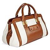Chloe Alice Tan - White Leather Shoulder Bag 3S0161-703-1