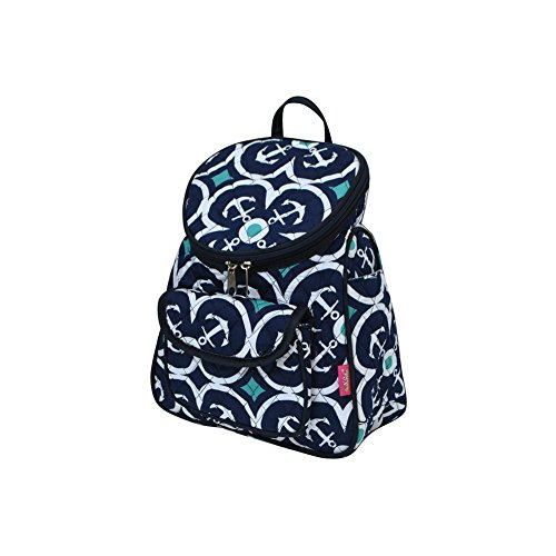 Quilted Mini Backpack - 4