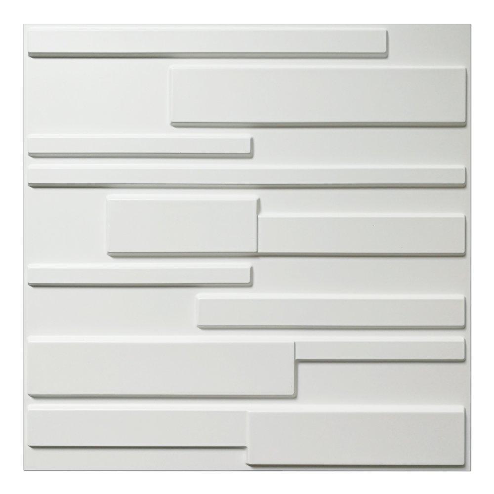art3d 3d壁パネルの屋内壁の装飾 19.7