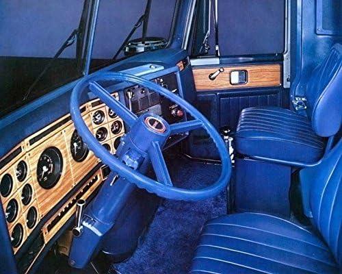 Amazon Com 1978 Gmc General Truck Cab Interior Factory Photo