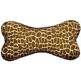 Zanies Wild Style Bone Dog Toys, Giraffe