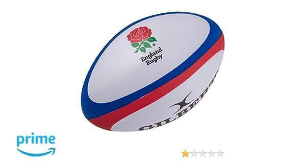 Gilbert - Pelota de Rugby Unisex de Inglaterra, Multicolor, Talla ...