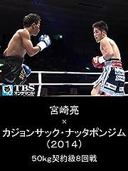 宮崎亮×カジョンサック・ナッタポンジム(2014) 50kg契約級8回戦