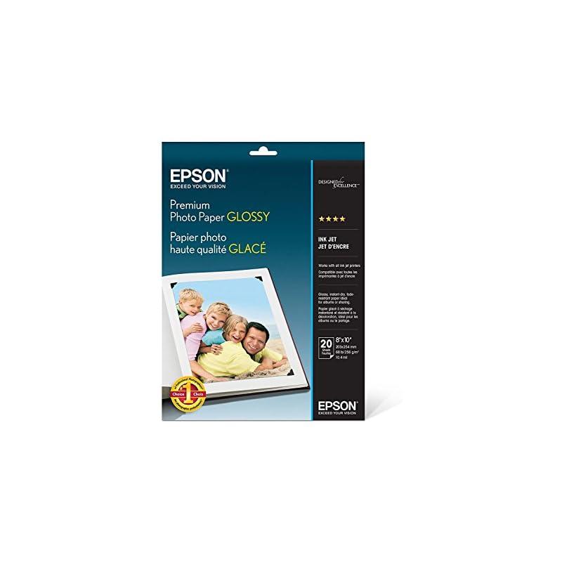Epson Premium Photo Paper GLOSSY (8x10 I
