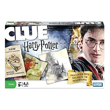 Clue Harry Potter - 2008 Version