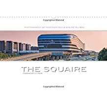 """The Squaire Frankfurt // Main. Photography by Ingo Gerlach & AMS Metallbau / UK-Version 2016: Frankfurt // Main has """"Squaire"""". The extraordinary and futuristic building at Frankfurt Airport, which houses a large business center and an ICE train station."""