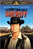 Support Your Local Sheriff by James Garner