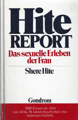 Assured, what hite report masturbation have hit
