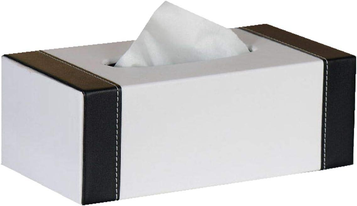 S Forever - Funda para caja de pañuelos rectangular (piel ...
