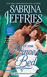 In the Prince's Bed (The Royal Brotherhood Book 1)