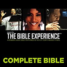 TNIV, Inspired by...the Bible Experience, Audio Download Audiobook by Zondervan Narrated by full cast