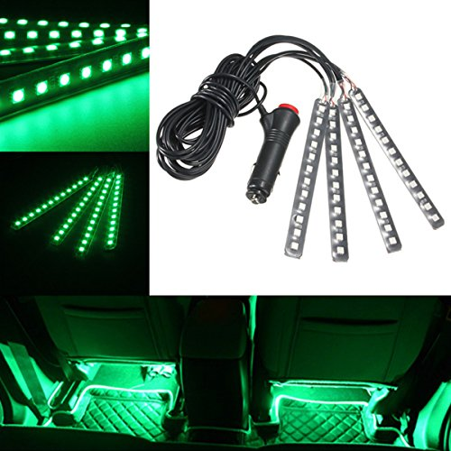 Neon Green Led Lights - 3