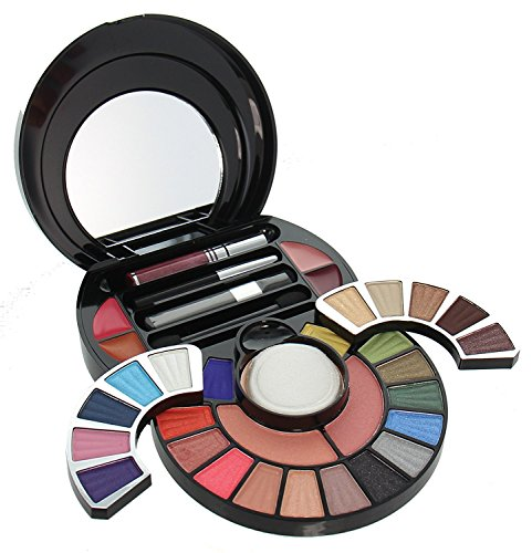 Multi Use Makeup Palette - BR Portable All In One Makeup Kit 29 Colors