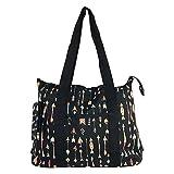Allgala 19'' Shopping Travel Tote Bag (Arrow)
