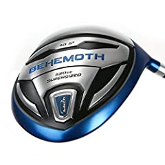 Want to hit the most insanely long and monstrous drive of your life the illegally long 520cc Intech behemoth driver not only exceeds the maximum size allowed by the USGA but youa€ll have the last laugh outdriving your golfing partners! the ma...