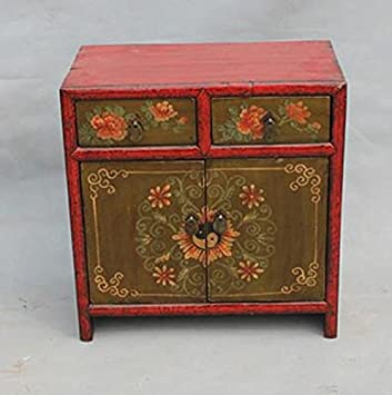 red lacquered furniture. Bedside Cabinet Chinese Furniture Nightstand Small Antique Cupboard Handpainted Red Lacquered Cabinets Nightstands Oriental Asian Living .